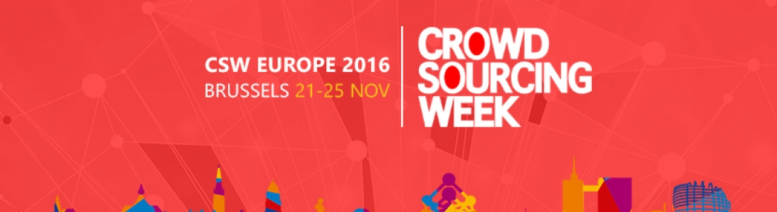 Crowdsourcing Week Europe BNP Paribas fortis with Wooclap