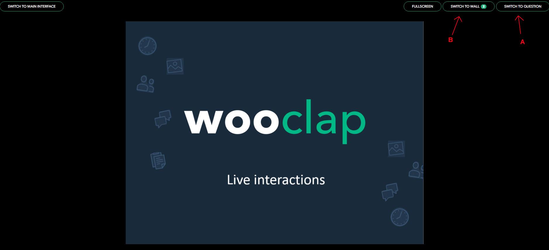 event Wooclap